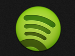 spotify by de-rogh