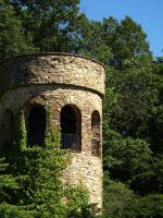 Chimes Tower 2 by Dracoart-Stock
