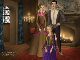 Cinderella's Real Family. by Katharine-Elizabeth