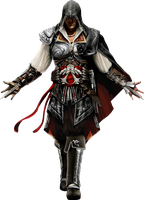 Ezio Master Assassin full body by kiraetius