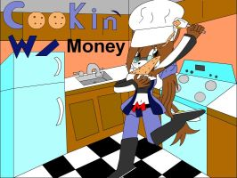Cookin' with Money Promo by LuxiotheEchidna