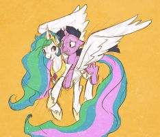 Fly With Me by peroro