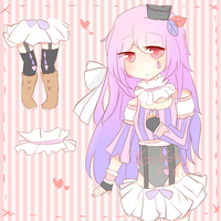 [AUCTION] Diamond Circus Clown Adoptable [CLOSED] by KokoMall