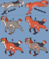 Breedable Pups Adoption 3 by MichelsAdoptions