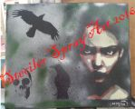 Raven Wings.. by ModokSprayArt