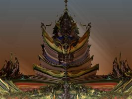 Temple to Aexion by BGai