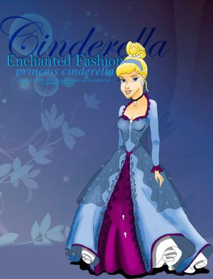 Enchanted Fashion - Cinderella by x12Rapunzelx