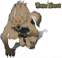 Runescape Werewolves evolved by FoofooDaBoss