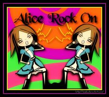 Alice Rock On by Zoehi