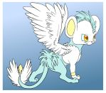 The Red Barn: Lisette the Flying Shinx by Cattensu