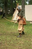 Re-enactmant archer by AndEng24