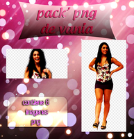 pack png De Vanii by Rosario-Editions