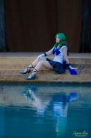 Super Sailor Neptune II by MelfinaCosplay
