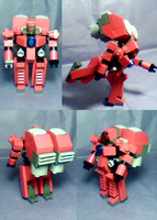 Red Robo by Jandyman