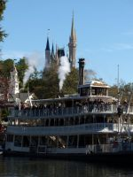 Mark Twain Riverboat by Amaya-dee-Clutz