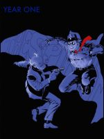 TLIID 250 Cross-overs Spirit-Batman year one #4 by Nick-Perks