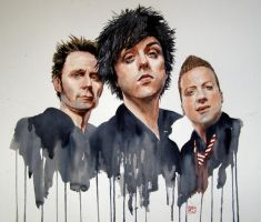 Green Day by Mad-Margaret