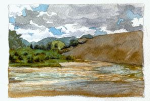 Bethells Valley by crisurdiales