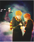 Weasleys by sharadaprincess