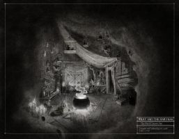 The Witch Doctor's Shack by Loveall1229