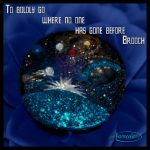 To boldly go.. by Nameda