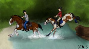 The Boys by NightingaleStables