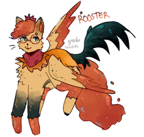 [closed] Rooster Jellycat Auction by greenfurkitti
