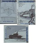 07 Movie Sketch cards by dcjosh