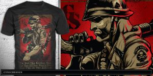 Get Some : Killerman by cynicdesign