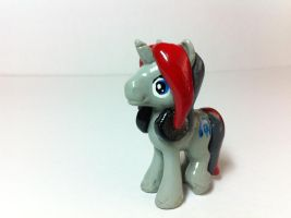 My Little Pony Custom Blindbag: Mic the Microphone by CJEgglishaw