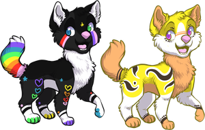 Adopts TAKEN by XxAdoptxX