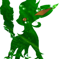 Leafeon Animation by DragneelGfx