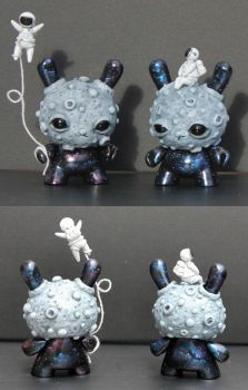 Space Exploration Dunny Series by BeanieBat