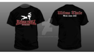 Ultima Thule T-Shirt design by cinges