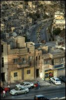 AMMAN streets by mikeb79