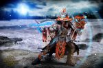 Nanying Sea of the cold blood by Jiakidarkness