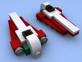 Star Wars Mini Fig 4 by Marty--McFly