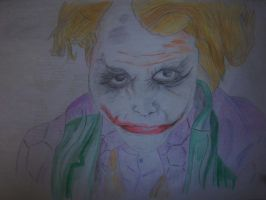 The Joker by Rand0mD00dles