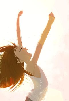 Lily. by PascalCampion