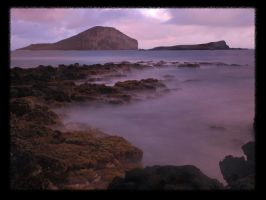 Manana (Rabbit Island), Oahu by Blueeyes0001