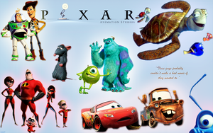 Pixar Animation 1920x1200 by aryayush