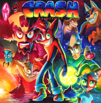 CRASH TRIBUTE by Strixic
