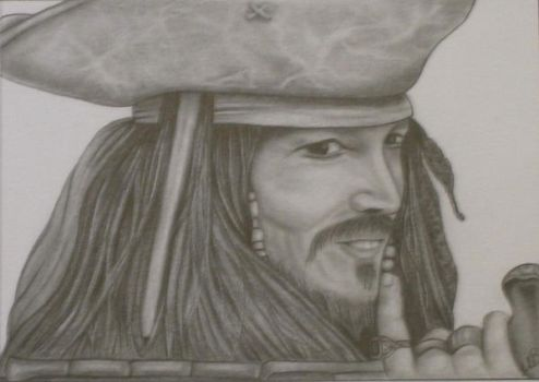 Captain Jack by MSBoyd