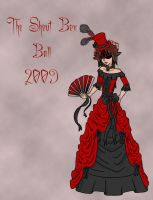Ball Gown by NinjaKitty--x