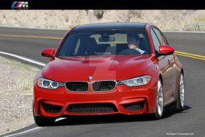 BMW F80 M3 render. by JAdesigns75