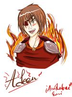 Adeen:The 6th Protector by iAmTheForcex3