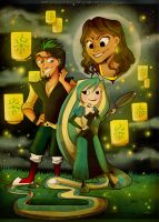 Total Drama: Tangled by LilyChaoS