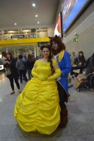 MCM 2013 Beauty and the Beast by Lady-Avalon
