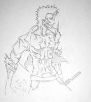 Lacerate by Grimmjow Jaegerjaques by cure-pain