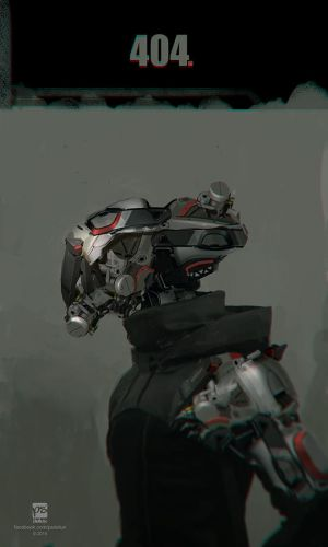 20141011 Mech 404 by psdeluxe